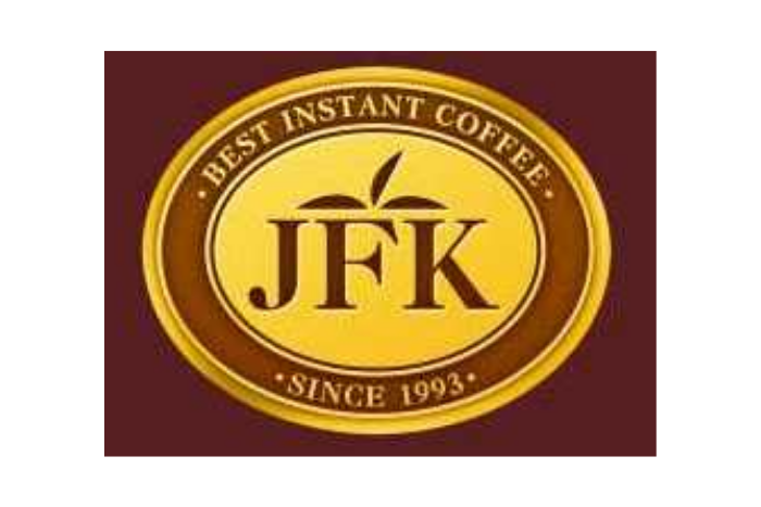 JFK coffee logo